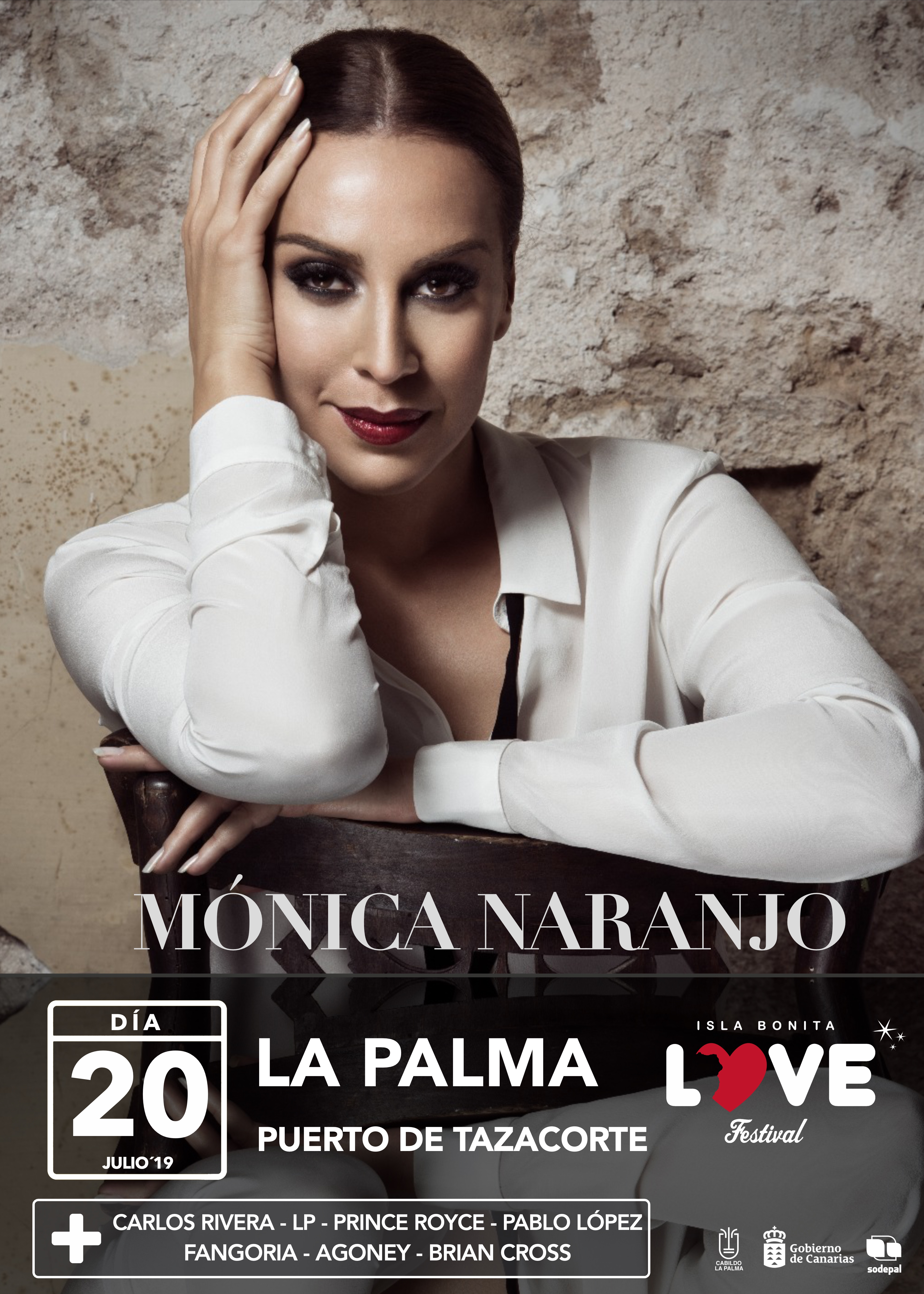 CARTEL MONICA OFICIAL