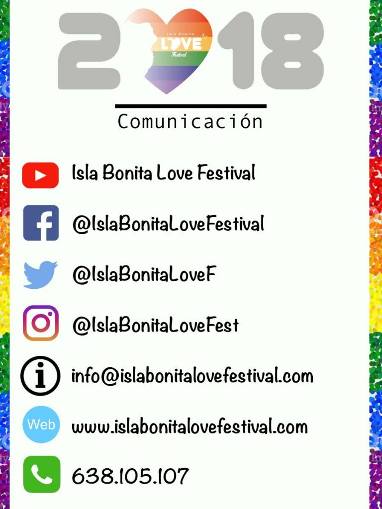 redes love festival