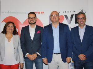 La Palma prevé reunir a 25.000 asistentes en el primer Festival de Canarias por la dinamización económica y social