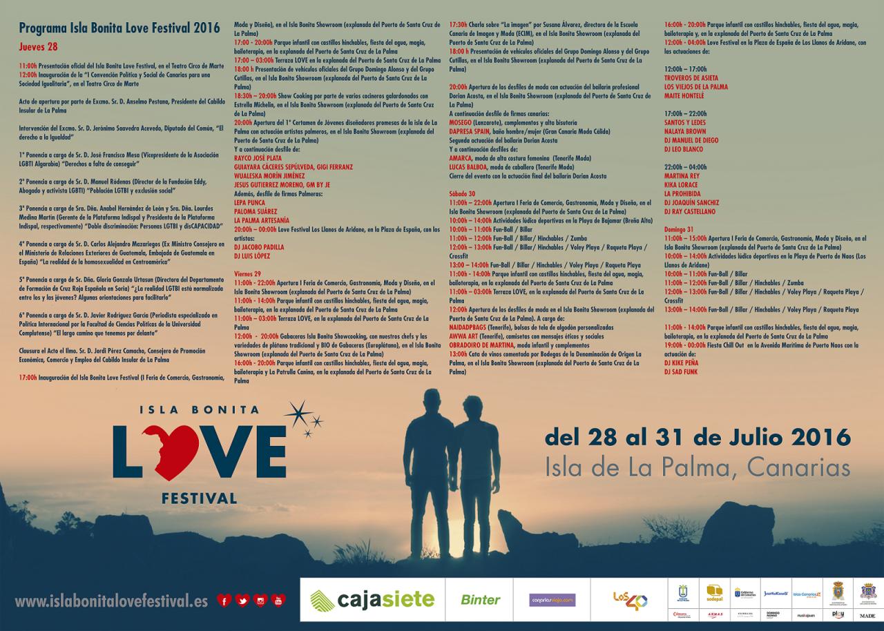 agenda love festival