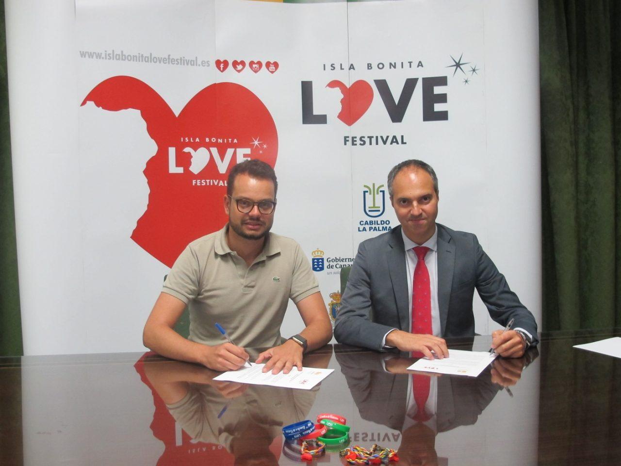 cajasiete love festival