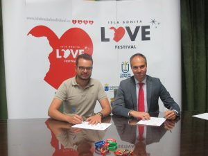 Cajasiete se suma al 'Isla Bonita Love Festival' como patrocinador oficial