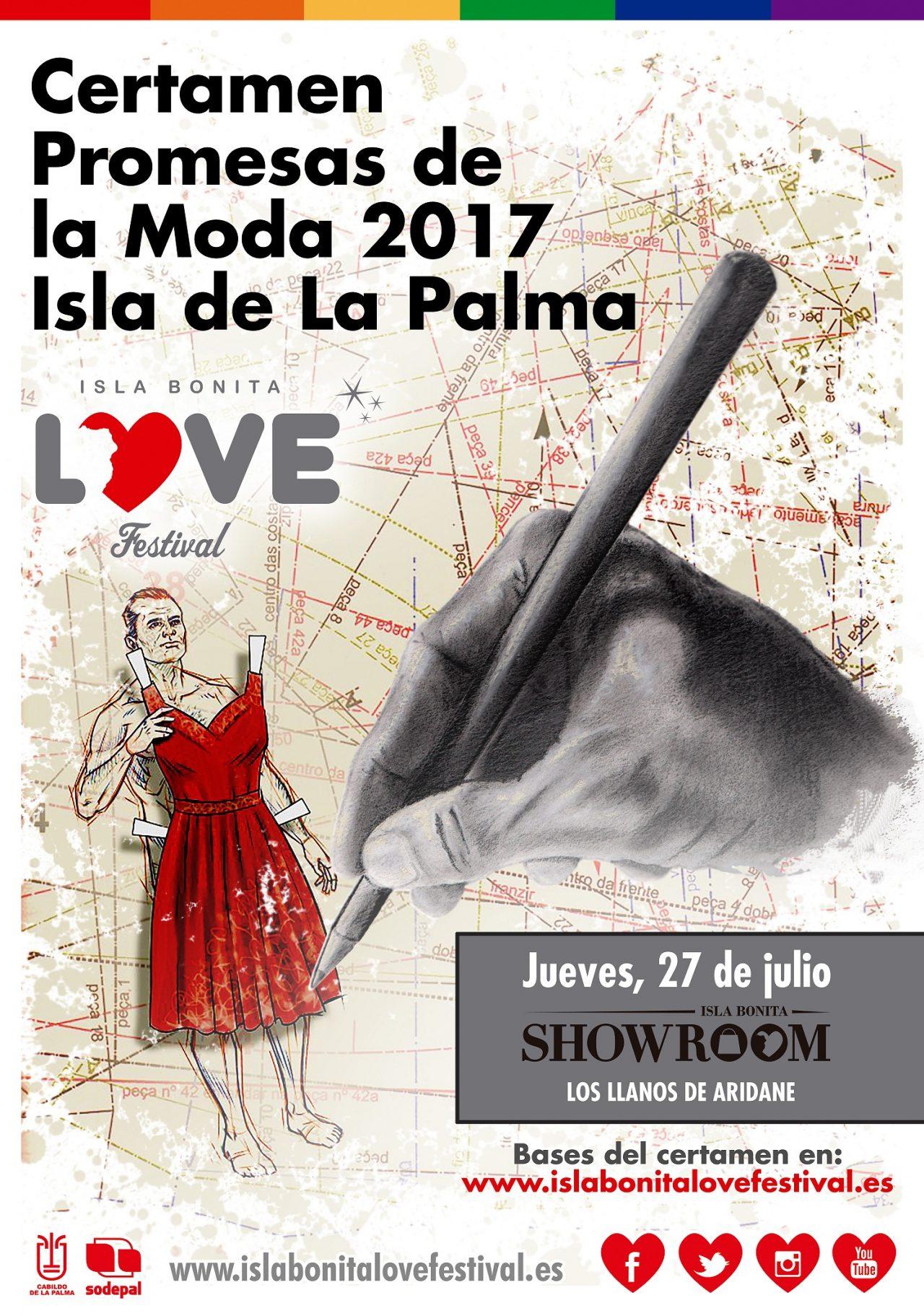 Cartel Certamen Promesas de la Moda 2017 Isla de La Palma (FINAL)-1 BAJA (1)