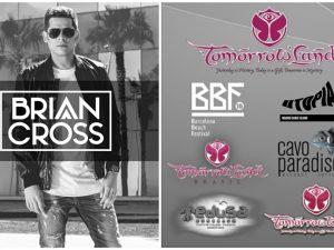 Brian Cross en el LOVE: un DJ internacional de Tomorrowland actúa por primera vez en La Palma