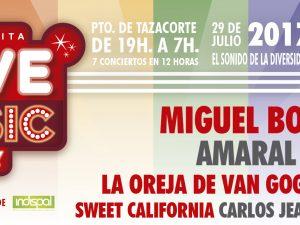 Guille Casado, ex jefe de producción de Melendi, asume la dirección técnica del Love Music Festival