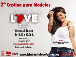 El Isla Bonita Love Festival rompe los cánones de belleza en su segunda convocatoria de modelos.