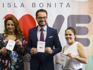 El Gobierno de Canarias respalda el proyecto social del Love Festival.