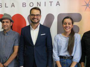 Valeria Castro, Julio Unikornio y Christian Delgado actuarán en el escenario del Love Music Festival el 29 de julio.