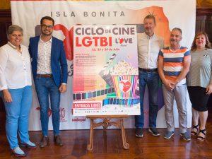El Isla Bonita Love Festival acogerá el primer ciclo de cine LGTBI promovido directamente por el Cabildo Insular.