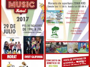 Love Music Festival: el macroconcierto de la diversidad, para toda la familia