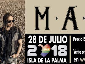 Arranca la cuenta atrás de 48h para la venta de entradas del Isla Bonita Love Festival 2018 con MANÁ