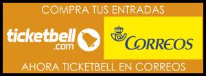 logo Ticketbell Correos