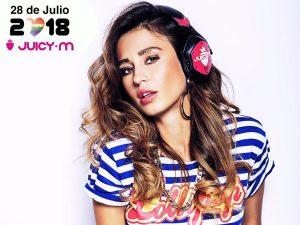 JUICY M, la Dj-modelo ucraniana que arrasa en el circuito mundial, cerrará el macro del Love Festival