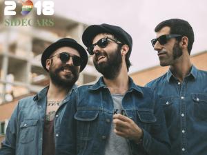 Sidecars, la banda de rock revelación en España, traerá su talento al Love Festival