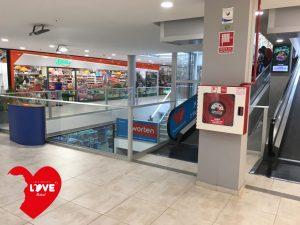 El Centro Comercial Trocadero, en el corazón urbano de Los Llanos, nuevo punto de venta físico para el macroconcierto del LOVE