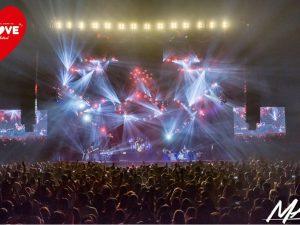 El Isla Bonita Love Festival supera ya las 5.000 entradas vendidas a dos meses del macroconcierto