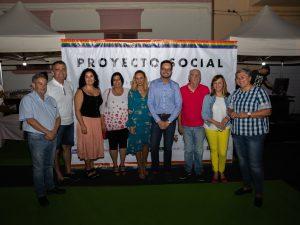 """Los colores del arco iris en el Puerto de Tazacorte marcan el arranque oficial del lsla Bonita Love Festival, que se consolida como """"marca de La Palma"""""""