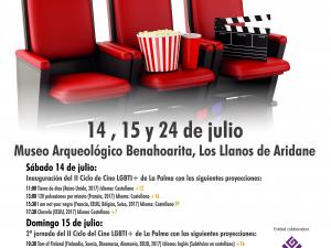 El Isla Bonita Love Festival presenta su Ciclo de Cine LGTBI+ La Palma como espacio de reflexión y en defensa de la diversidad