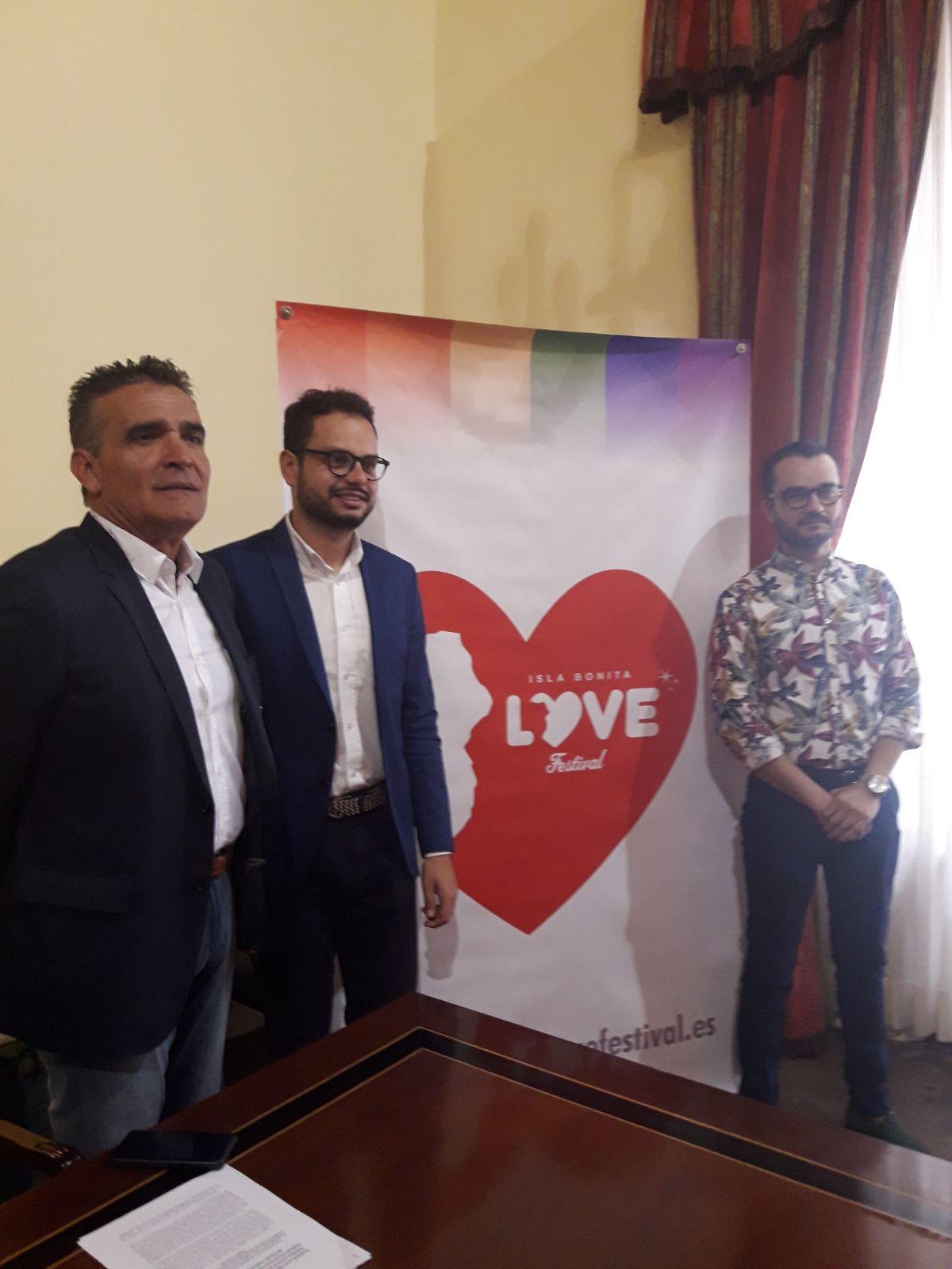 Rueda Prensa Love Festival CIT Tedote Asdetur 1