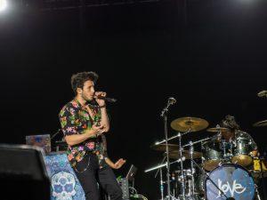 El ritmo latino de Sebastián Yatra inunda de amor el Love Festival