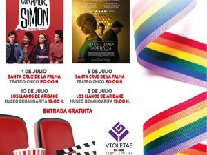 Arranca el III Ciclo de Cine LGTBI+ de La Palma, la antesala del Isla BONITA Love Festival 2019