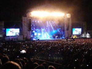 ADFILPA y Funcasor hacen posible que el macroconcierto del Isla BONITA Love Festival sea 100% accesible